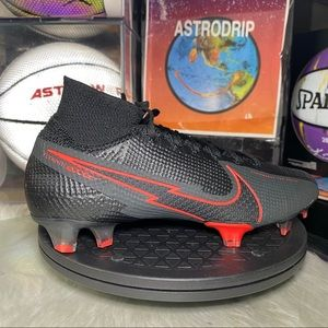 🆕 NikeMercurial Superfly 7 Elite FG 'Chile Red'